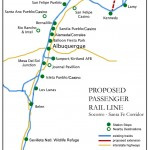Proposed Rail Lines