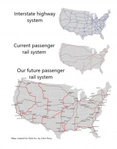 3 Map Graphic train routes